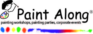 Paint Along Logo